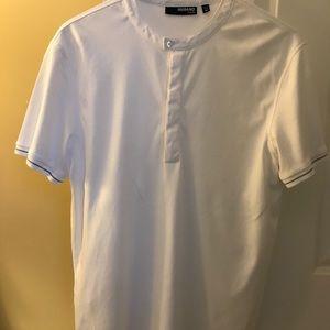 Short Sleeved Dress Casual Shirt